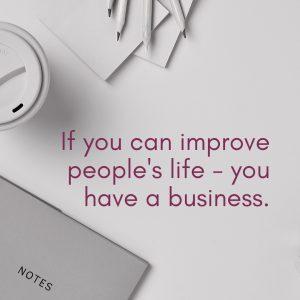 improve people's life